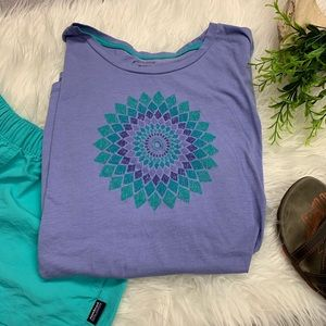 {Columbia} Soft Graphic Tee XL